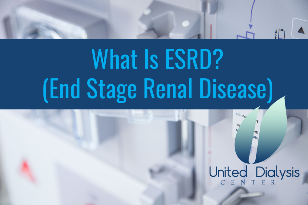 What Is ESRD?
