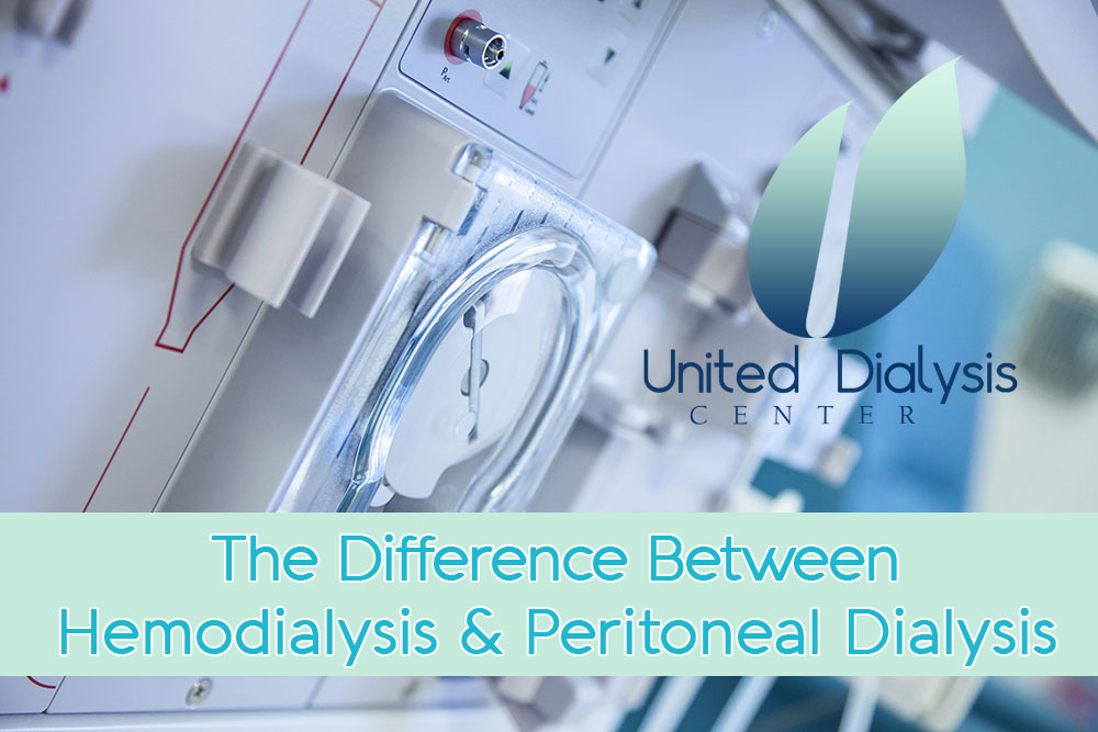 Difference Between Hemodialysis & Peritoneal Dialysis