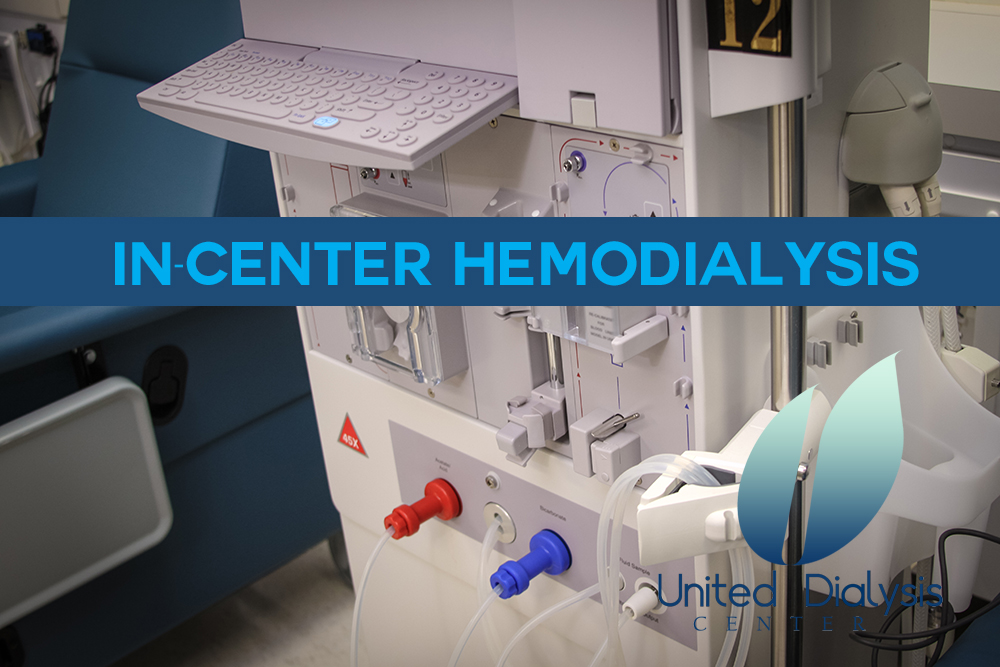 In-center Hemodialysis