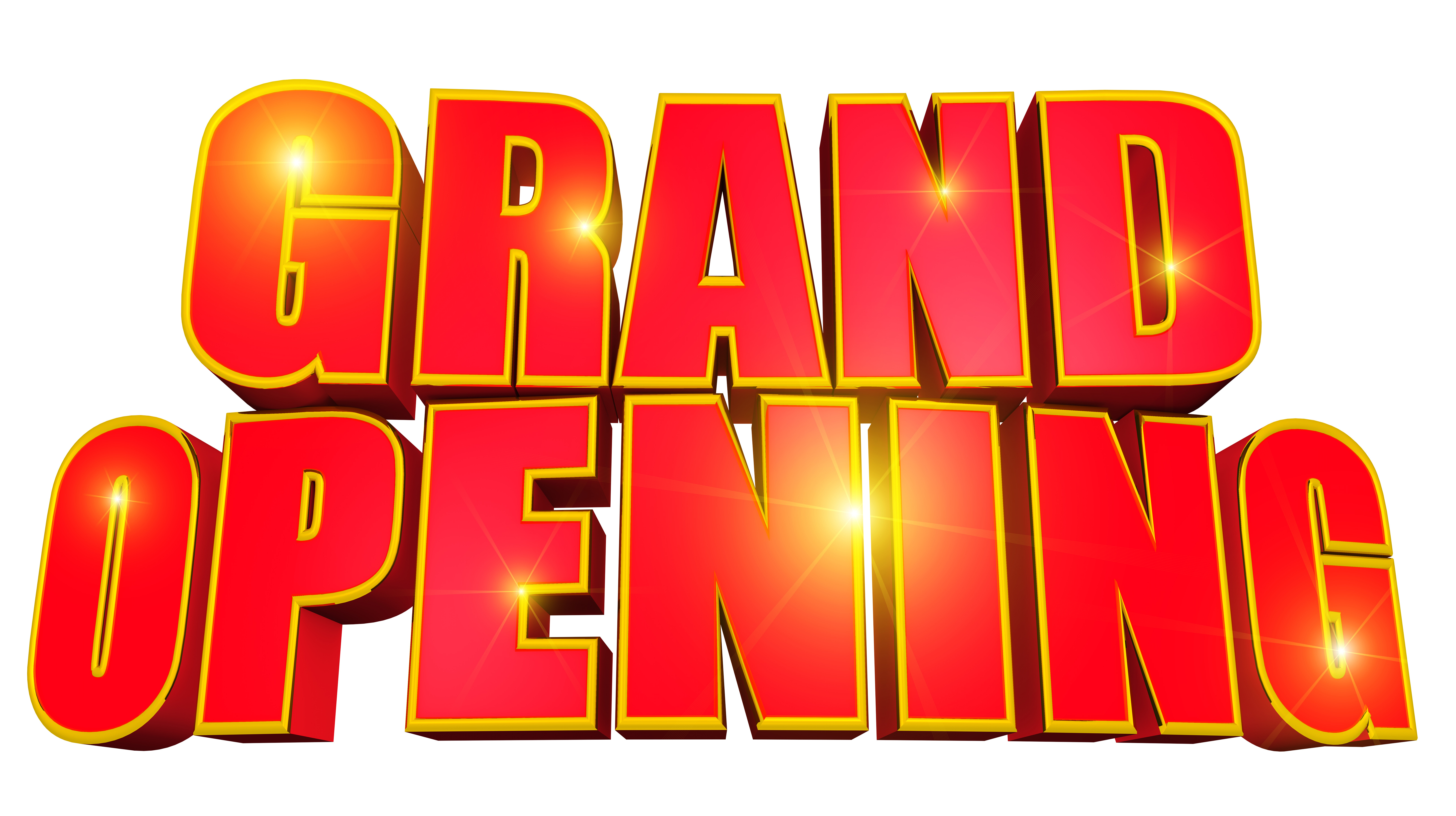 how to plan a grand opening event